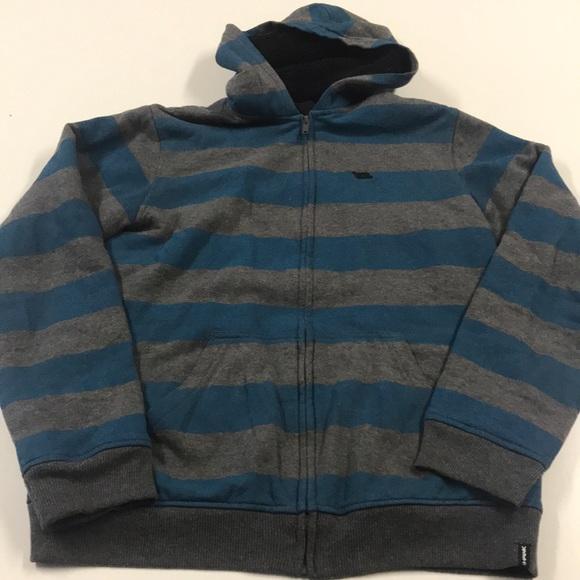 Tony Hawk Other - TONY HAWK Full Zip Fleece Jacket Shirt Boys XL